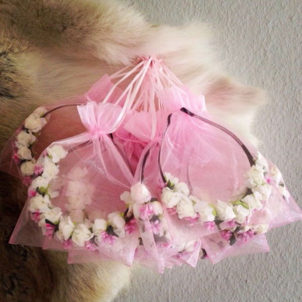 Thomas Kemper Luilu Blüten Blumen Haarreif Haarband