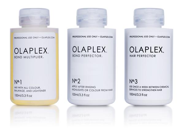 3 bottle Olaplex