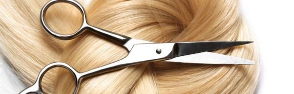 Schere Haar