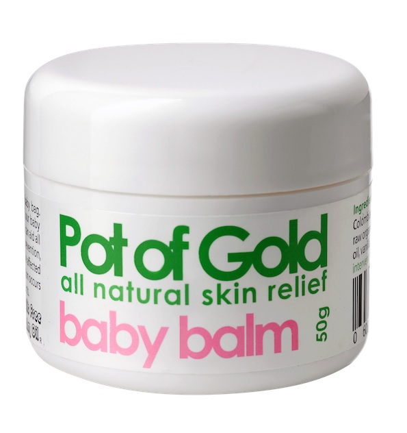 Pot of Gold baby balm