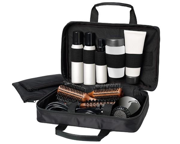 Thomas Kemper Beauty Bag Produkte weiß